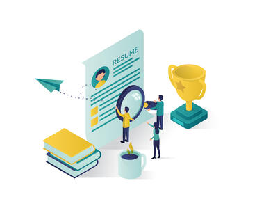 searching_for_candidate_isometric_illustrating-04